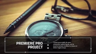 Modern Corporate: Premiere Pro Templates