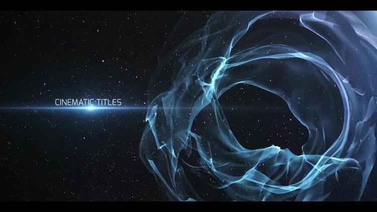 Space Epic Opener: Premiere Pro Templates