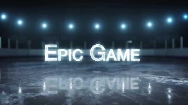 Hockey Promo: After Effects Templates