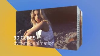 Cubic: After Effects Templates