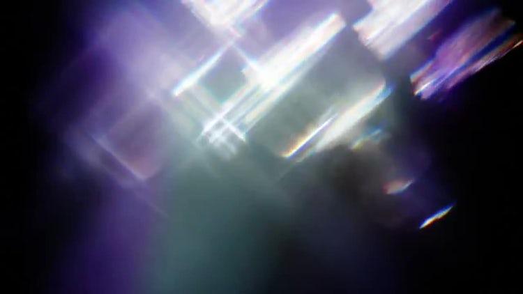 Bokeh Light Leaks: Stock Video