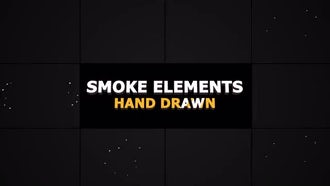 Flash FX SMOKE Elements: Motion Graphics