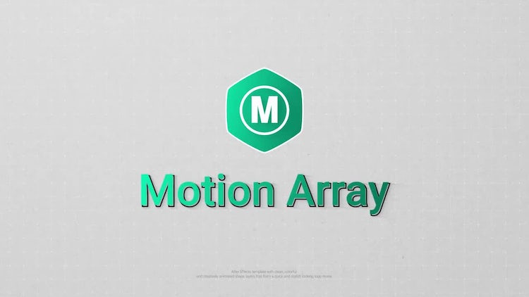 Technology Corporate Logo: After Effects Templates