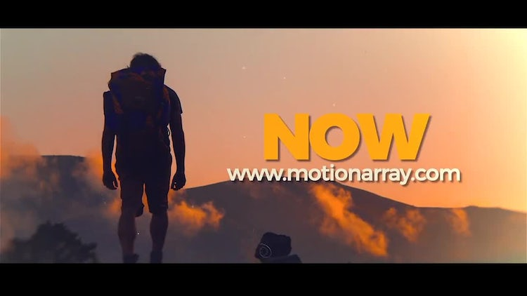 Quick Slide Intro: After Effects Templates