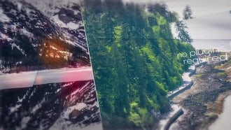 Historical Slideshow: After Effects Templates