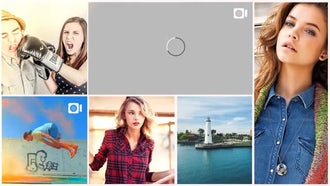 Instagram Style Slideshow: After Effects Templates