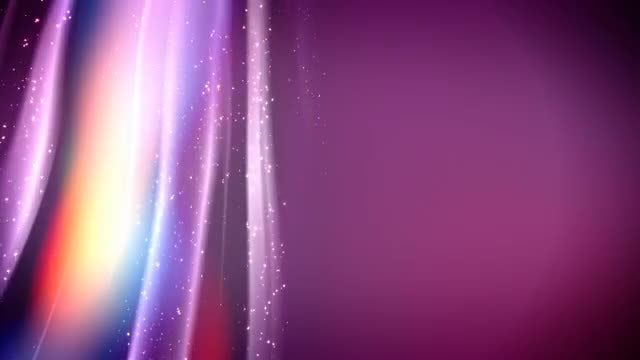 Magic Background Loop: Stock Motion Graphics