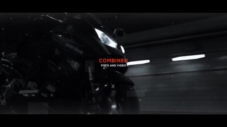 Hybrid Opener: Premiere Pro Templates