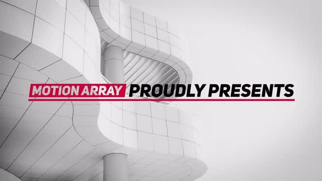 The Titles: After Effects Templates