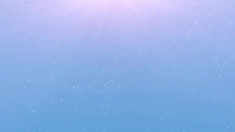 Snow Background: Motion Graphics