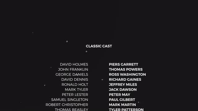 End Credits After Effects Templates Motion Array Jpg 330x186 Movie Credit Block Template