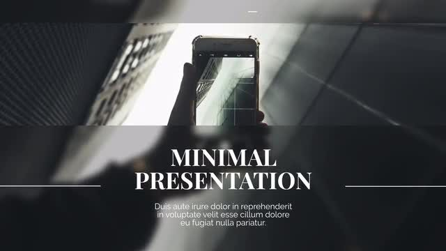 Clean Corporate - Promo: After Effects Templates