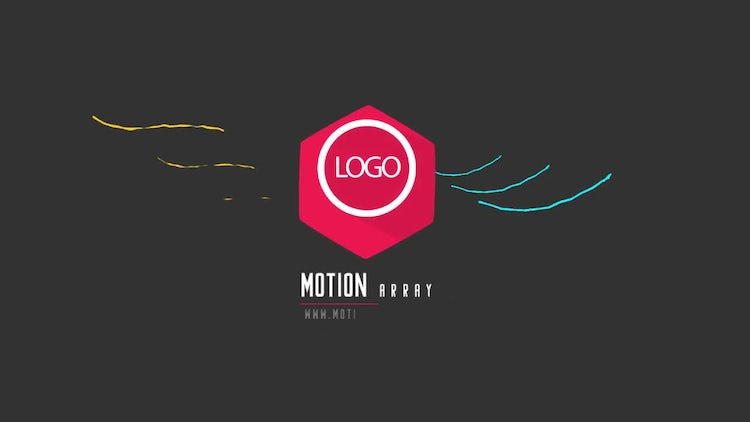 Clean Quick Logo: After Effects Templates