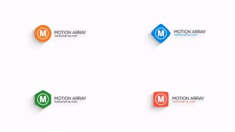 Minimal Logo Reveals: After Effects Templates