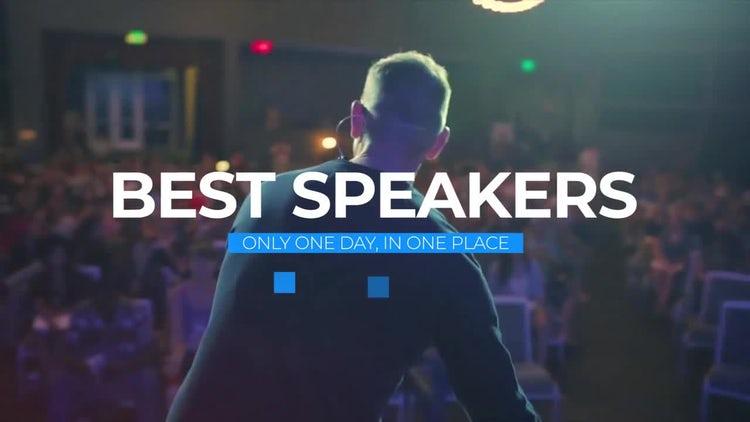Smooth Event Promo: Premiere Pro Templates