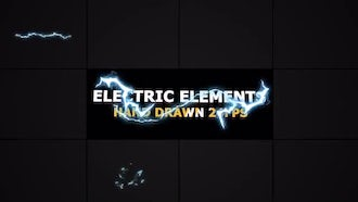 Flash FX Electric Elements: Motion Graphics