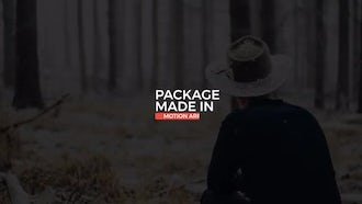 Style Titles: After Effects Templates