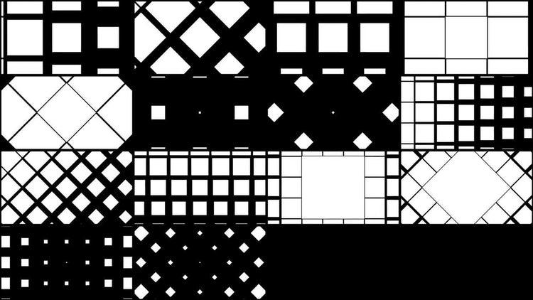 Square Mattes: Motion Graphics