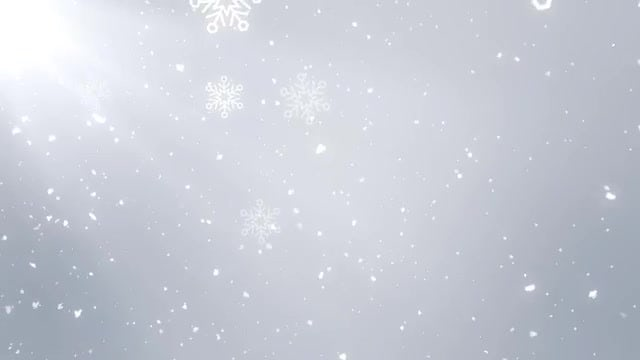 white christmas background stock motion graphics motion array