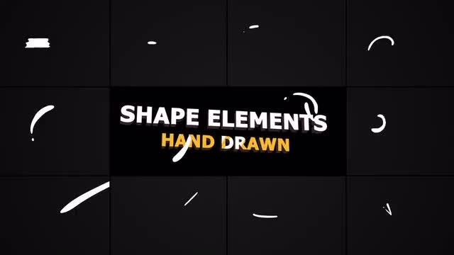 Flash FX Shape Elements: Stock Motion Graphics