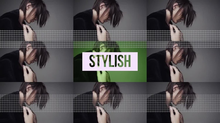 Dynamic Fashion Promo: Premiere Pro Templates