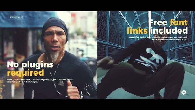The Slideshow: Premiere Pro Templates