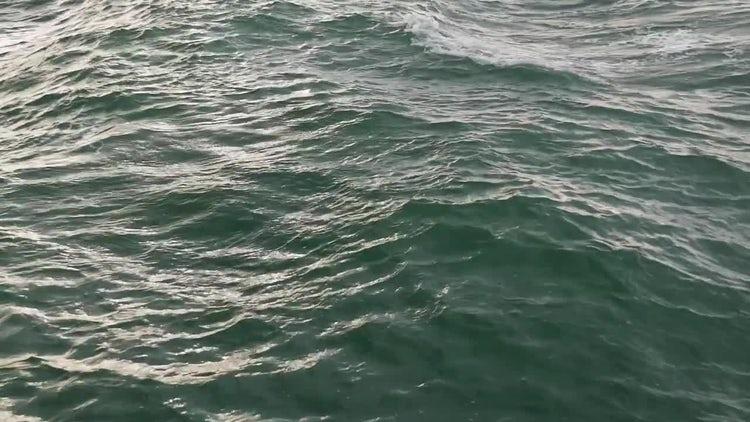Ocean Water: Stock Video