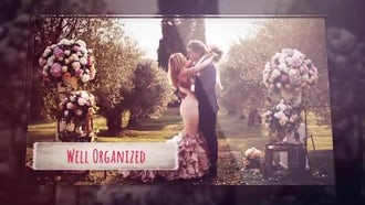 Romantic / Wedding Slideshow: After Effects Templates