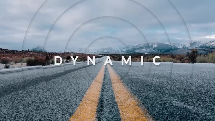 Fast Dynamic Logo: After Effects Templates