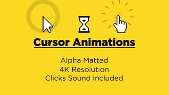 Cursor Animations: Motion Graphics