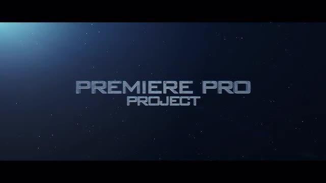 Cinematic Teaser Trailer: Premiere Pro Templates