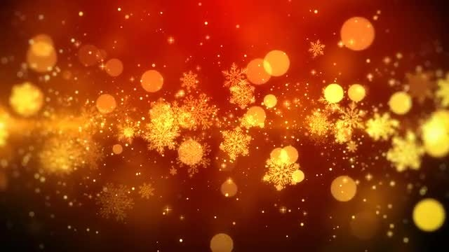 Christmas background : Stock Motion Graphics