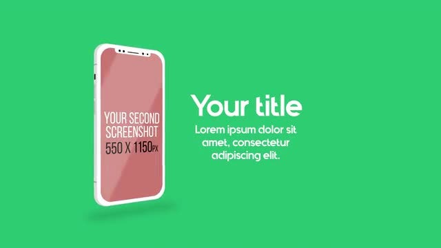 App Promotion Kit: After Effects Templates