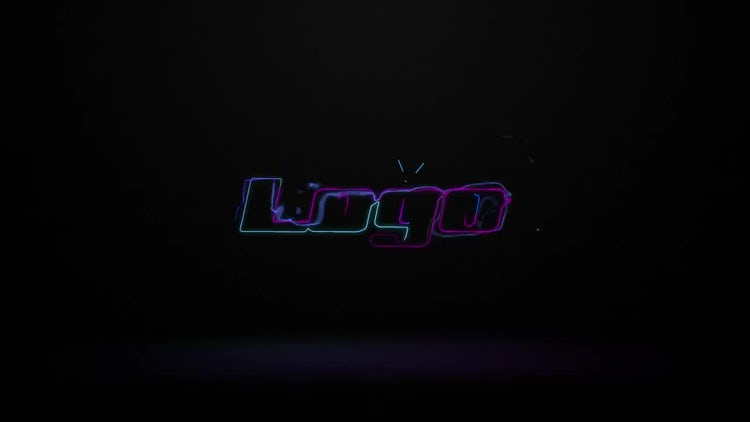 Energy Logo: After Effects Templates