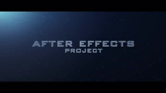 Cinematic Teaser Trailer: After Effects Templates