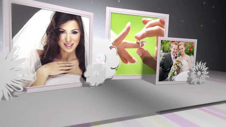 Wedding Pop Up: After Effects Templates