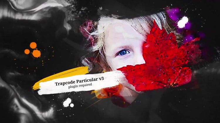 Painting Slideshow: After Effects Templates