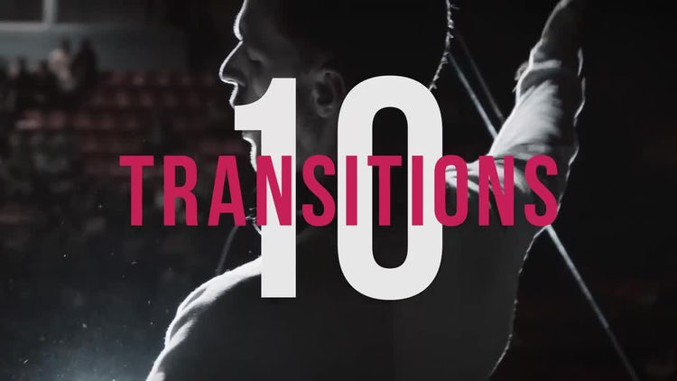 how to create cool transitions in premiere pro