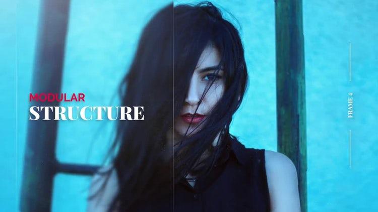 Elegant Grunge - Circle Slides: After Effects Templates
