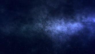 Deep Space Flight: Motion Graphics