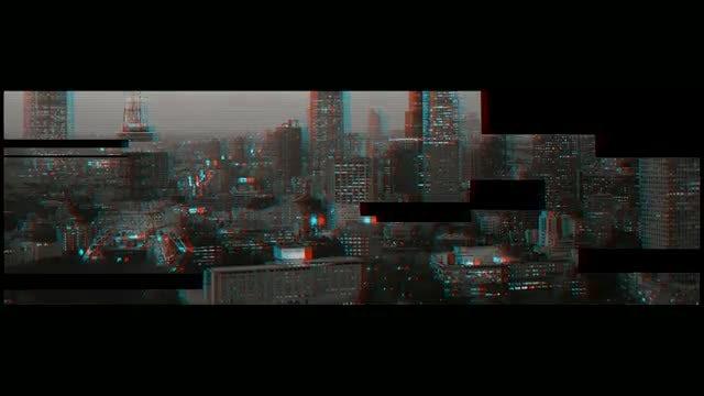 Black Slide: After Effects Templates