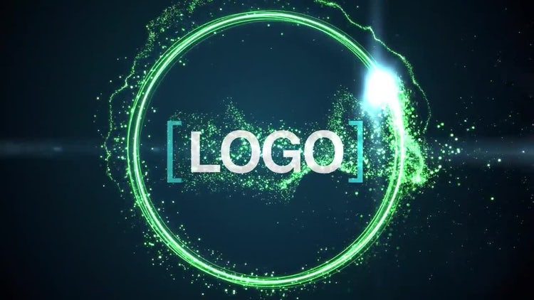 Particle Ring: After Effects Templates