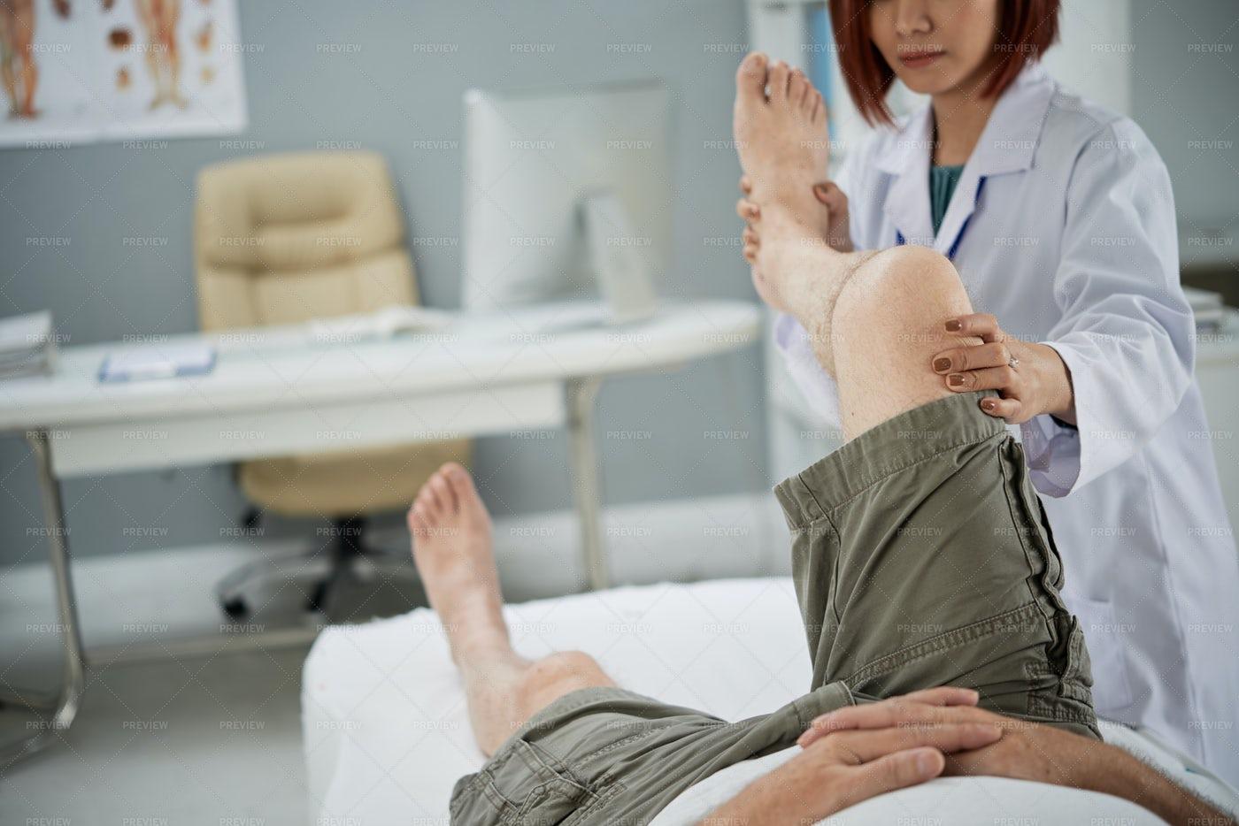 Rehabilitation Therapy: Stock Photos