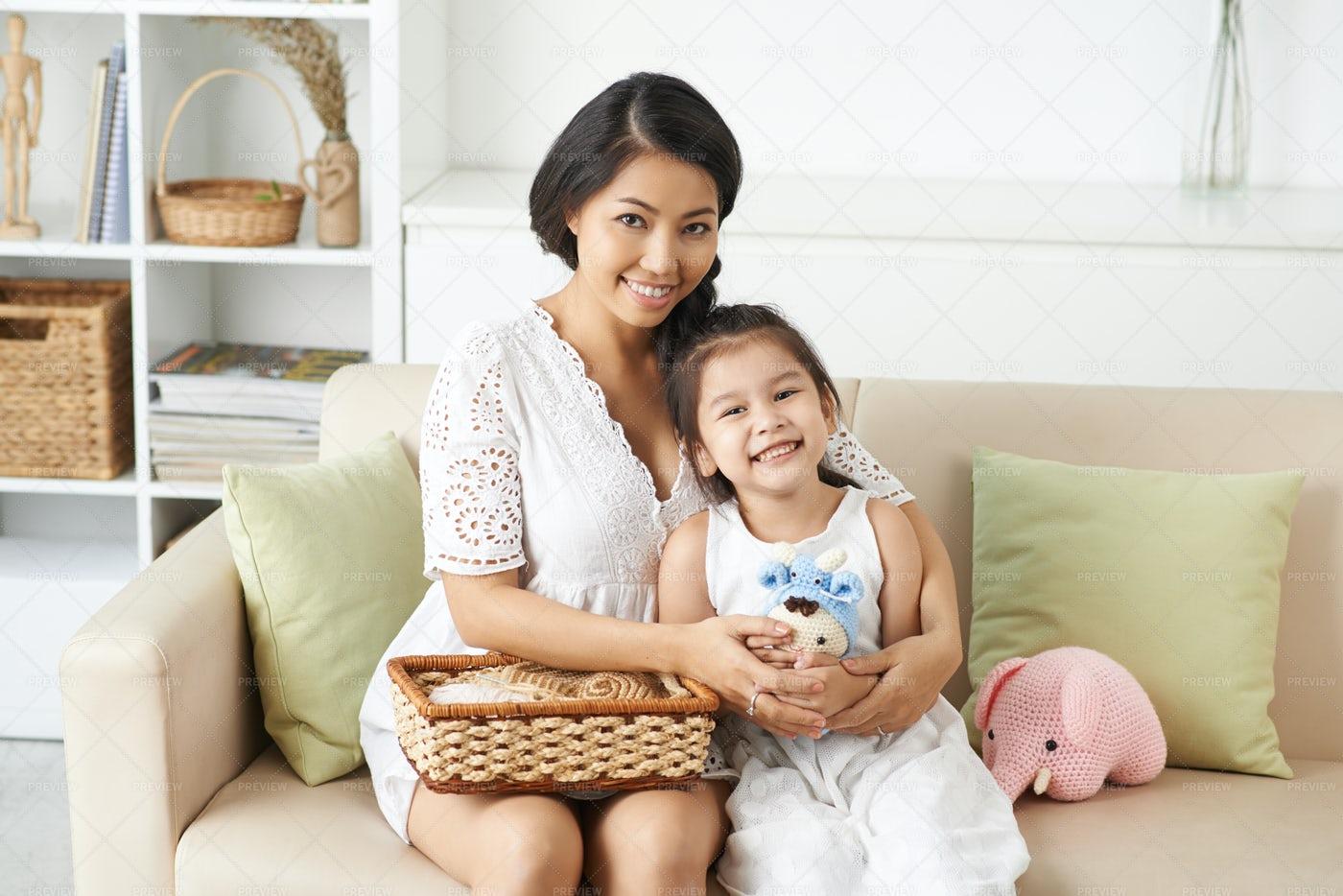 Knitting Toys: Stock Photos