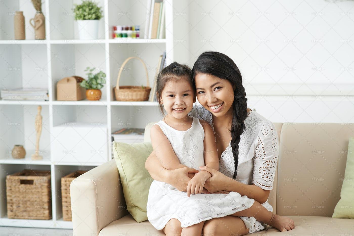 Happy Family: Stock Photos