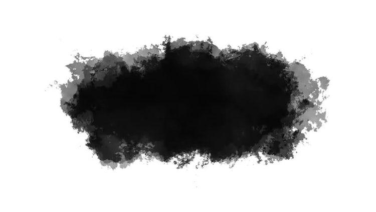 Black Animated Mattes: Stock Motion Graphics