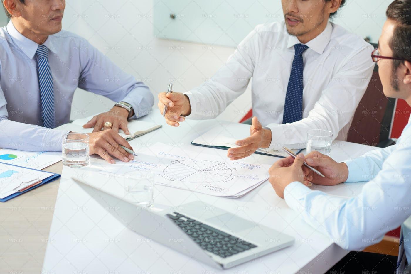Business Meeting: Stock Photos