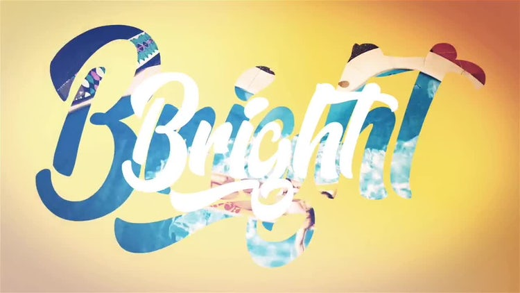 Summer: After Effects Templates