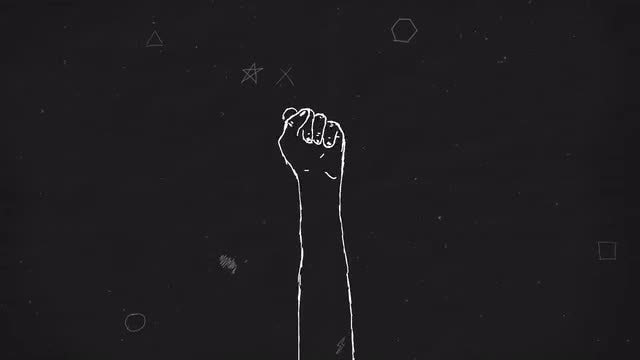 Hand Logo: After Effects Templates