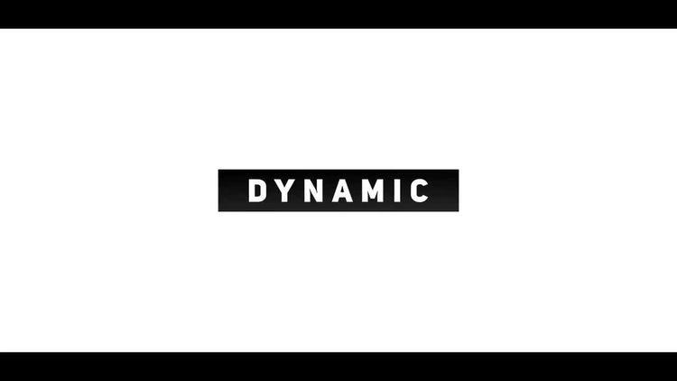 Rhythmic Stomp Logo: After Effects Templates